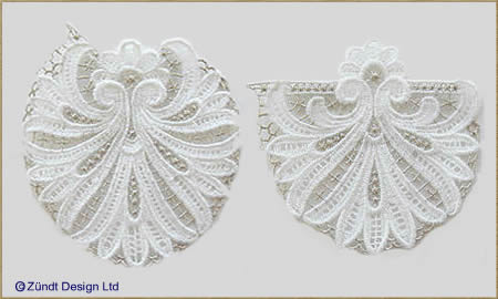Lace Set - Zundt Design, Ltd.