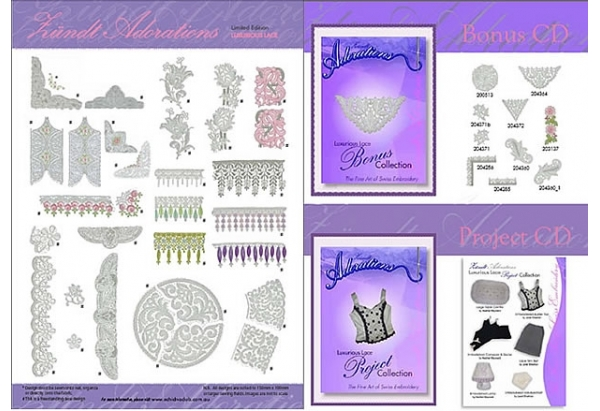 Luxurious Lace Collection
