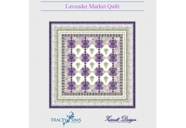 Lavender Market Quilt Set eBook