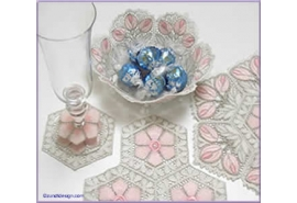 Lace Bowl Combination 3Set
