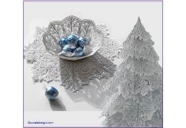 Lace Bowl Combination 7Set