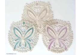 Coasters and Doilies Set