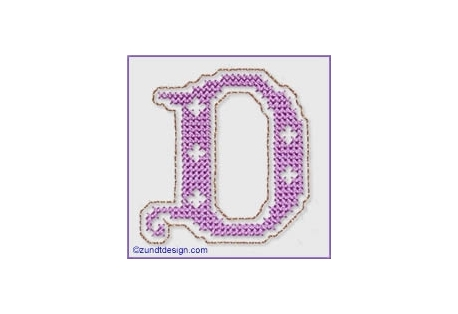 Cross Stitch D