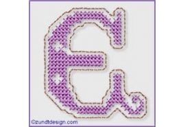 Cross Stitch E