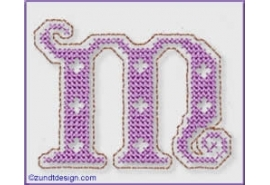 Cross Stitch M
