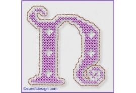 Cross Stitch N
