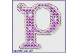 Cross Stitch P