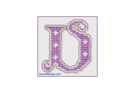 Cross Stitch V