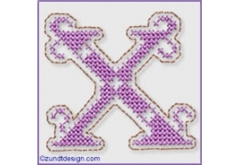 Cross Stitch X