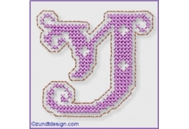 Cross Stitch Y