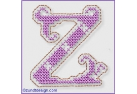 Cross Stitch Z
